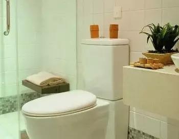5.不盖马桶盖冲厕所